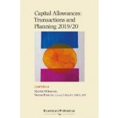 Capital Allowances: Transactions and Planning 2019/20 - ISBN 9781526511171