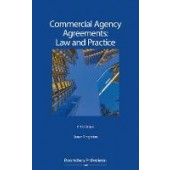 Commercial Agency Agreements: Law and Practice - ISBN 9781526511874