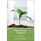 Pensions Law Handbook - ISBN 9781526514042