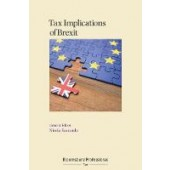 Tax Implications of Brexit - ISBN 9781526516800