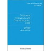 Bloomsbury Professional Law Insight - Corporate Insolvency and Governance Act 2020 - ISBN 9781526517081