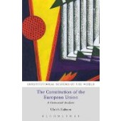 The Constitution of the European Union: A Contextual Analysis - ISBN 9781782257479