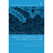 Equal Citizenship and Its Limits in EU Law: We The Burden? - ISBN 9781782258155