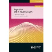Regulation and In-house Lawyers - ISBN 9781784461126