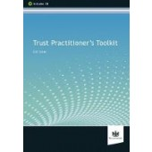 Trust Practitioner's Toolkit - ISBN 9781784461218
