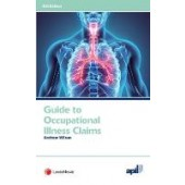 APIL Guide to Occupational Illness Claim - ISBN 9781784734190