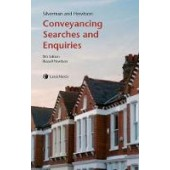 Silverman and Hewitson: Conveyancing Searches and Enquiries - ISBN 9781784734244