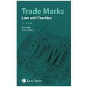 Trade Marks: Law and Practice - ISBN 9781784734268