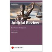 Judicial Review: Law and Practice Third edition - ISBN 9781784734381