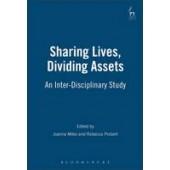 Sharing Lives, Dividing Assets: An Inter-Disciplinary Study - ISBN 9781841132594