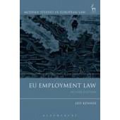 EU Employment Law - ISBN 9781841136837