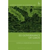 EU Governance of GMOs - ISBN 9781841138039