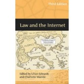 Law and the Internet: A Foundation for Electronic Commerce - ISBN 9781841138152