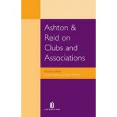 Ashton & Reid on Clubs and Associations - ISBN 9781846612510