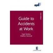 APIL Guide to Accidents at Work - ISBN 9781846613227