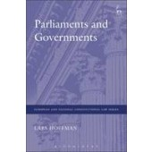 Parliaments and Governments - ISBN 9781849463843