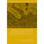 Normative Patterns and Legal Developments in the Social Dimension of the EU - ISBN 9781849464352