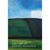 The Law of Private Nuisance - ISBN 9781849465069