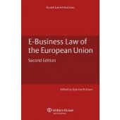 E-Business Law of the European Union - ISBN 9789041126368