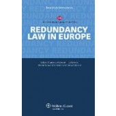 Redundancy Law in Europe - ISBN 9789041127648