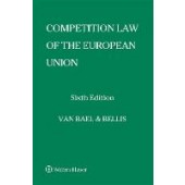 Competition Law of the European Union - ISBN 9789041153982
