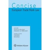 Concise European Trade Mark Law - ISBN 9789041195975